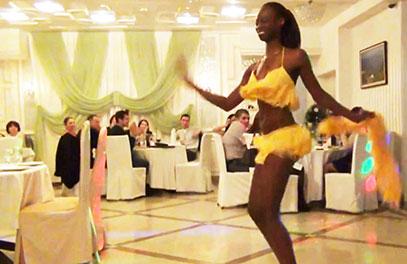 Афро-шоу на юбилей, заказать артистов, организация празника, юбилея